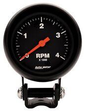 AUTO METER 2890 LOW REV MINI TACH 4000 RPM