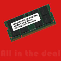 1gb Ddr2 Pc2 3200 Sodimm 400 Mhz Pc2-3200 200 Pins Laptop Memory