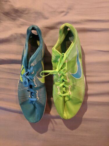 Nike Zoom Victory Mismatch (Green Blue)