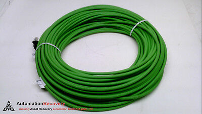DOUBLE-ENDED CORD SET 3 METERS, LUMBERG AUTOMATION 0985 S4742 104//3M #213555