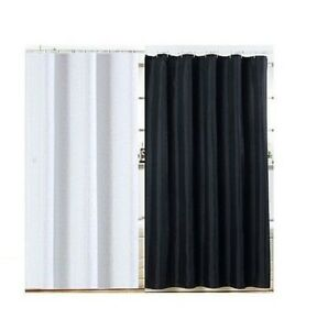 Image Is Loading New White Amp Black Diamante Polyester Shower Curtain