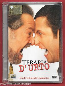 Terapia d'urto (2003) Jack Nicholson/Adam Sandler - DVD Jewel Box