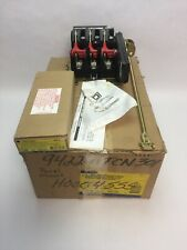 Square D 9422tcn30 30a Non Fusible Disconnect Switch 600v Acdc 9422a1