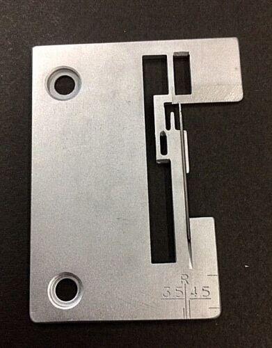 Needle Plate  550445-452   Singer//Pfaff//Huskylock