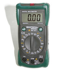 Mastech Ms8233b 19 Range Multimeter Backlight Diode Ac Tester