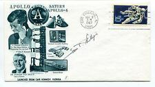 1967 Saturn Apollo 4 Launched Cape Kennedy Cape Canaveral Space Cover SIGNED