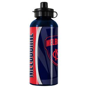 Melbourne-Demons-AFL-Aluminium-Water-Bottle-AFL-OFFICIAL-MERCHANDISE