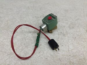 "Asco Red Hat 8262G90VH 1/4"" Solenoid Valve 6.1 Watts 302022"