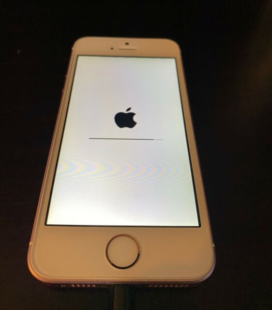Apple iPhone SE - 16GB - Rose Gold A1662 (CDMA + GSM) Unlocked MLY62LL/A