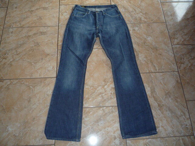 G6184 Lee Denver Blau W30  Gut