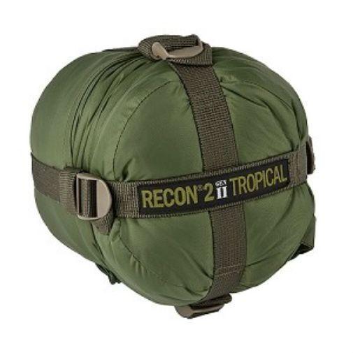 HALO Recon 2 Gen II Sleeping Bag 5 65533C;2C Military Spec Tactical Grün