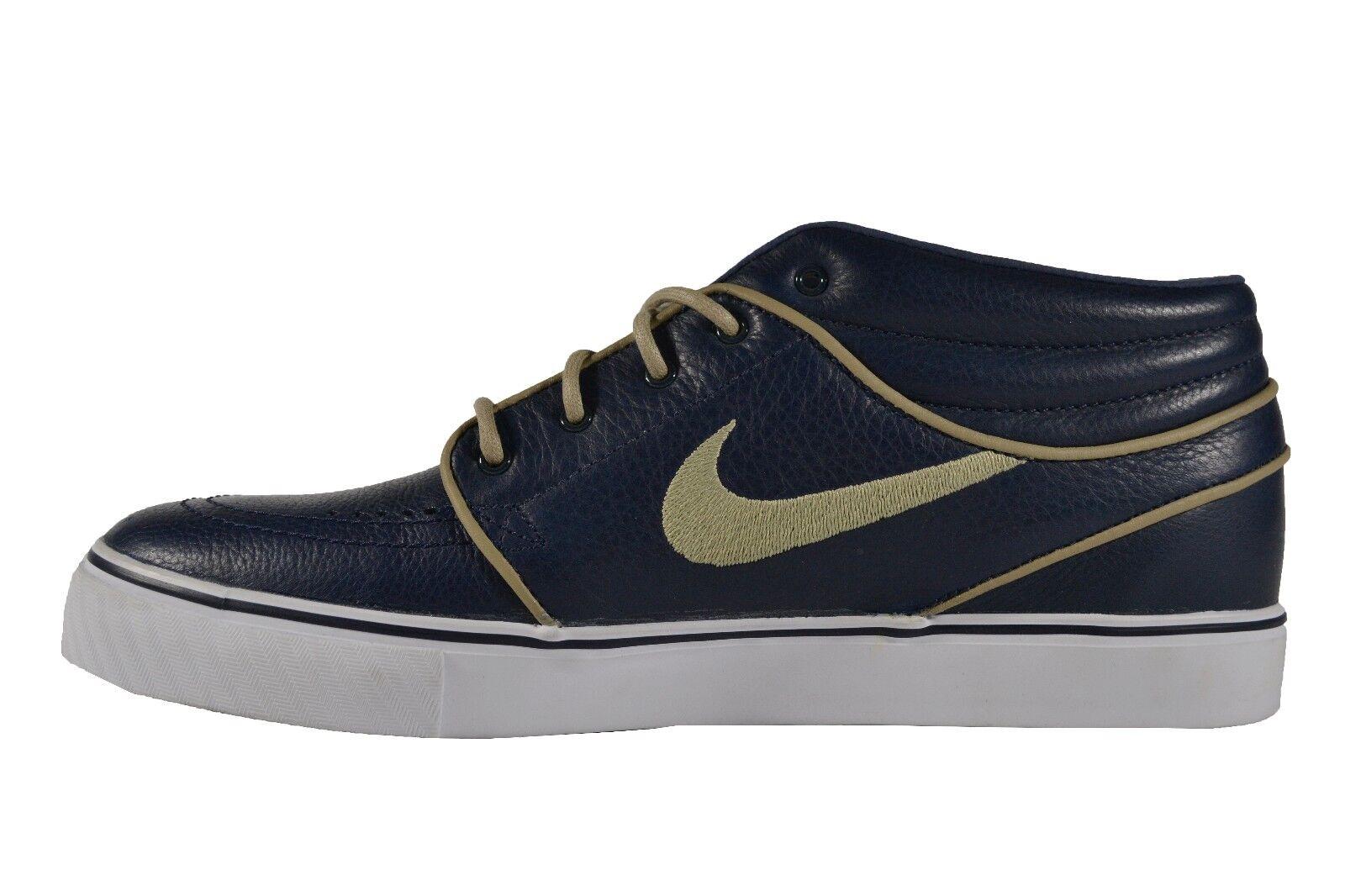 Nike Nike Nike zoom stefan janoski md pr - marine khaki - kaugummi hellbraune schuhe (185) 9d7005