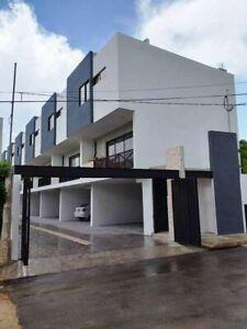 Renta de Townhouse en la colonia Montebello, Merida, Yuc.