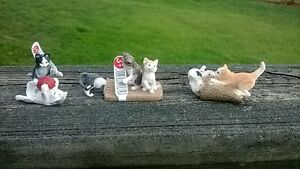 KITTENS By Schleich; toy/kitten/13723, 13724, 13674 toy/cat