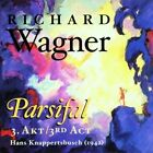 Wagner Parsifal ACT III 0017685106729 CD