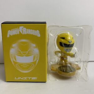 Loot Crate Mighty Morphin Power Ranger Mini-Figure Yellow GET IT FAST