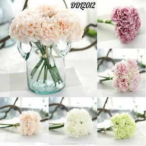 Artificial-Silk-Fake-Flowers-Peony-5-Head-Bouquet-Wedding-Bridal-Hydrangea-Decor