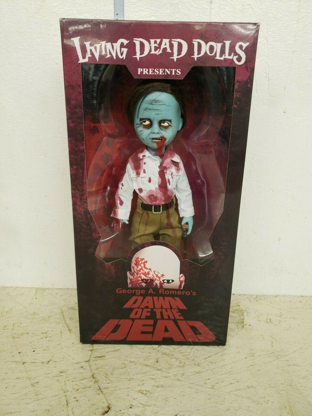 Mezco Living Dead Dolls Dawn of the Dead Fliegen Boy Figure