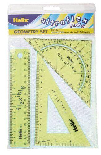 PINK GRÜN oder Blau Helix 15cm ULTRAFLEX flexibel geometrie set K68048