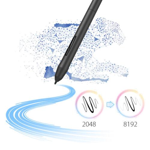 XP-Pen Star03 v2 Graphics Pen Drawing Tablet Digital Art Pad 10x6 inch 8192 Pen