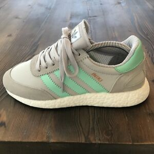 best website 6cd78 6a3bc Image is loading New-in-Box-Adidas-Women-039-s-Iniki-
