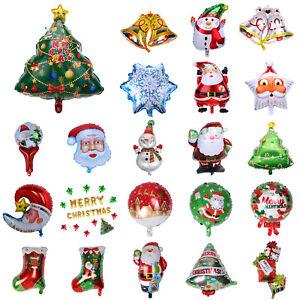 Palloncini-Foglio-Natale-ad-Elio-Party-Decorazione-Compleanno