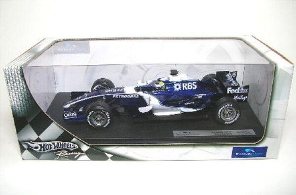 Williams FW28 No.10 Nico Rosberg Saisson 2006