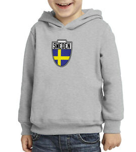 Country Soccer Crest Toddler//Youth Fleece Hoodie Greece