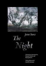 Facing Pages: The Night by Jaime Saenz (2007, Hardcover)