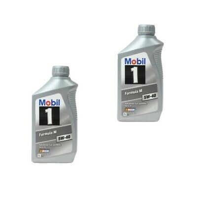 MOBIL 8-L supplied in Genuine For MB Bottle MB Spec 229.5 Engine Oil /& Filter