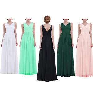 Women-Chiffon-Long-Prom-Bridesmaid-Evening-Party-Ball-Gowns-Cocktail-Maxi-Dress