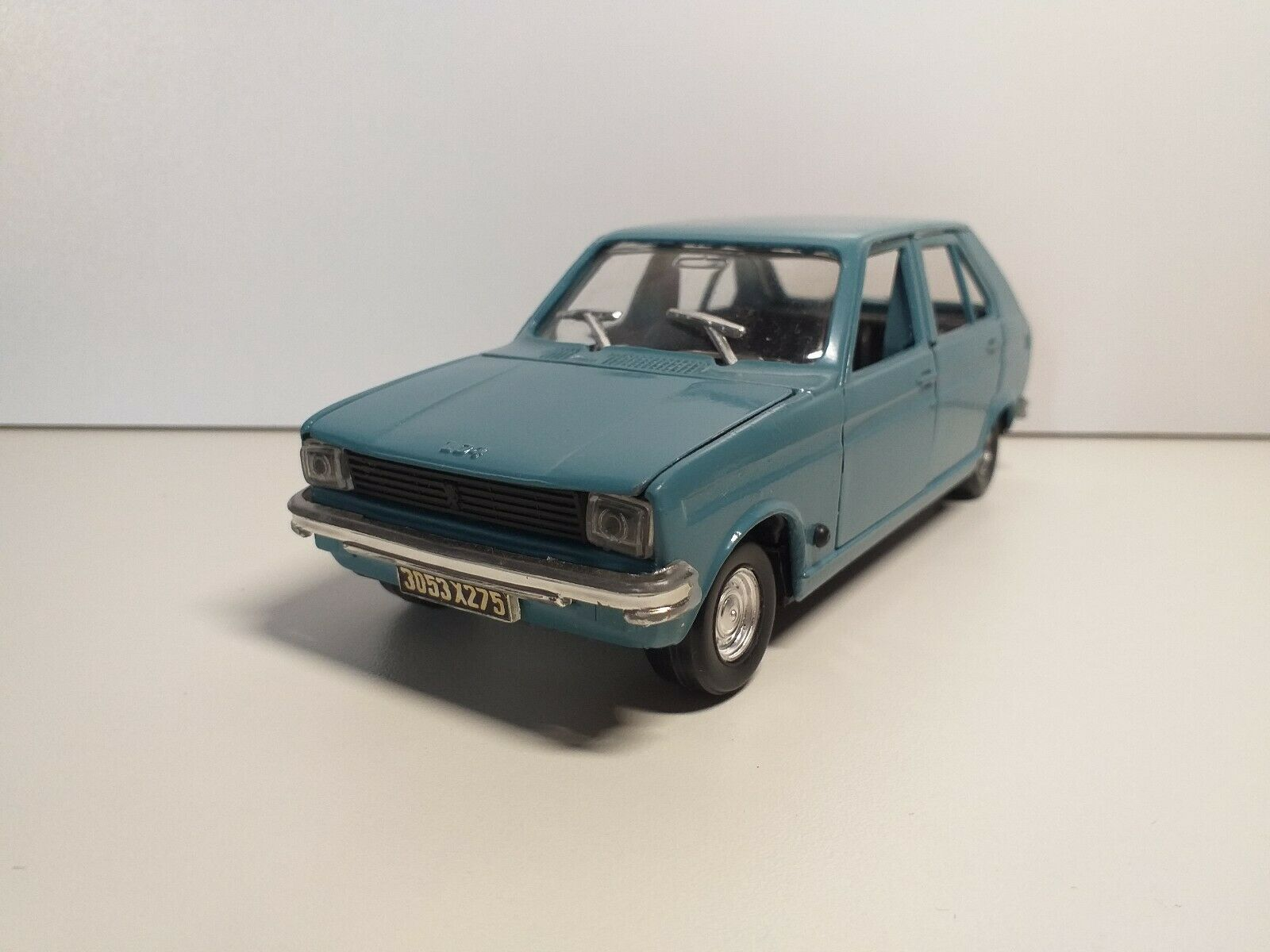 Peugeot 104 1 24 1 25 Made in USSR