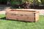 Di alta qualità Trogolo Fioriera da giardino rettangolare in legno Extra Large META /'PREZZO DI VENDITA