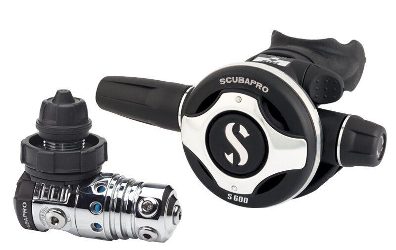 Scubapro mk25 evo s600 Breath REGULATOR REGULATOR NEW From Dealer