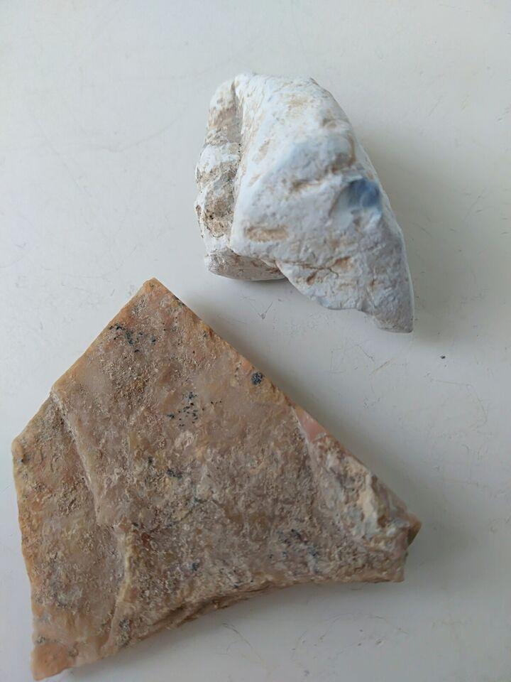 Smykker og sten, Ro opaler 2 stk