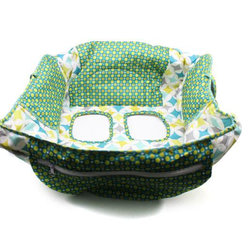 Baby Sicherheit Sitzbezug Baby Einkaufswagen Abdeckung beim Einkaufen Hochstuhl