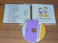 DOO WOP SODA SHOP - V.A. / ALBUM-CD 2016 MINT-