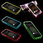 Sense Flash LED Light Remind Incoming Call Case Cover for Apple iPhone 5/6/6Plus