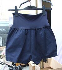 Yummie Tummie BNWT S Fabulous Slimming Shape-Wear Control Waist Navy Blue Shorts