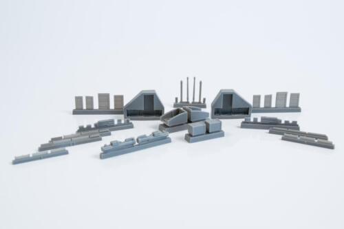 CMK 1:32 A6M5c Zero Armament Set for Hasegawa Resin Detail Set #5122