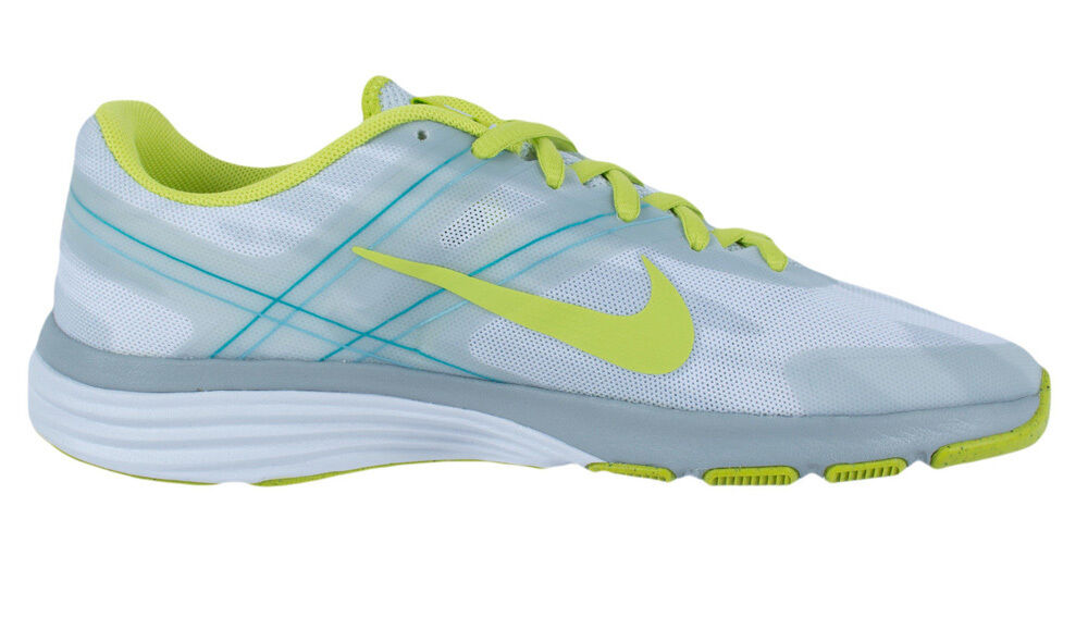 big sale 98751 a2650 ... Nike Women s Dual Fusion TR 2 Print Running Running Running Shoes Size  US 12 White  ...