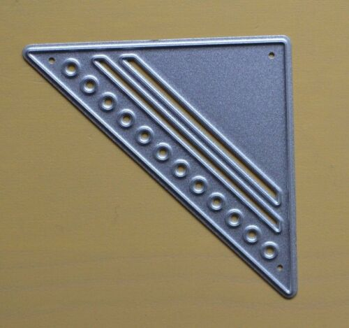 SPOTS /& STRIPES CORNER Dots /& Lines Metal Cutting Die E09
