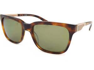 HARLEY-DAVIDSON-Homme-Lunettes-de-soleil-marron-tortue-miroir-vert-hd2007-52Q