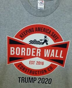 Trump-Border-Wall-Short-Sleeve-T-Shirt