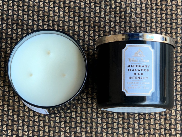 Bath /& Body Works MOONLIGHT PATH Signature Scented Candle 3-Wick 14.5 oz RARE!