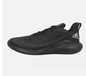 Adidas-Alphabounce-Running-Mens-Shoes-Boost-Sneakers-Black-Size-10-5-M