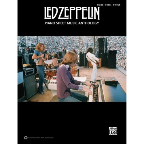 Piano Sheet Music Anthology Led Zeppelin