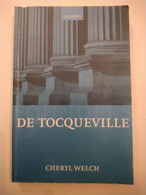 De Tocqueville Cheryl Welch