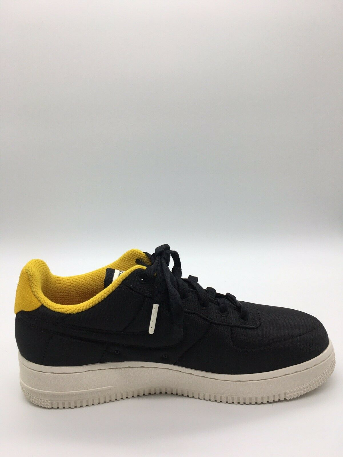 Air Nike Force Yellow 011 898889 Ochre 8.5Black Size shoes