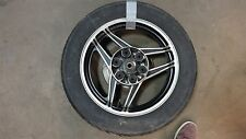 1984 Honda V65 Sabre VF1100 H906. rear wheel rim 17in